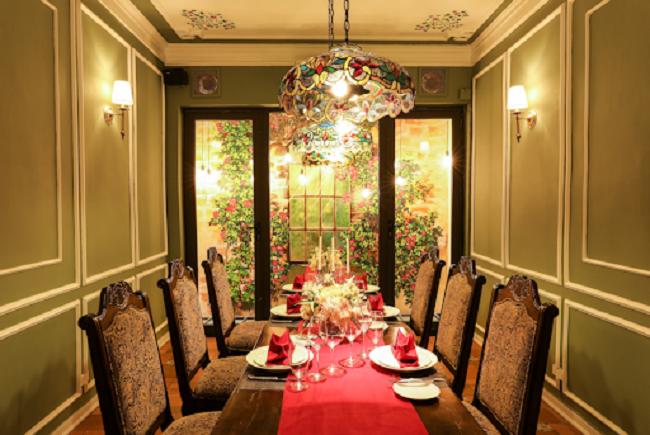 Nhà hàng 1915Y Restaurant