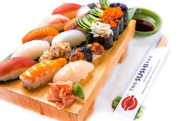 những quán sushi ngon ở Sài Gòn