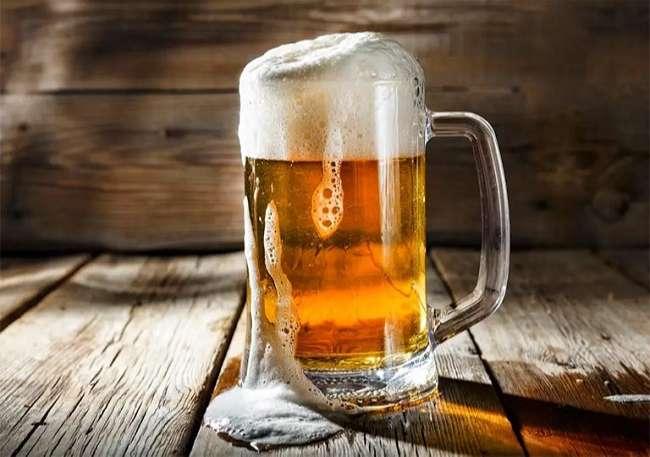 Sầu riêng kị với bia rượu
