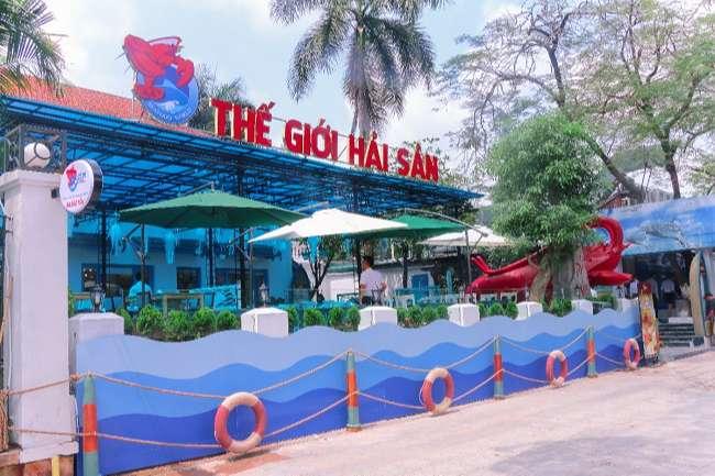 Chuỗi nhà hàng thê giới hải sản