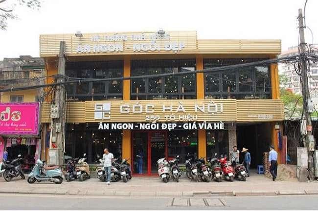Quán ăn Góc Hà Nội