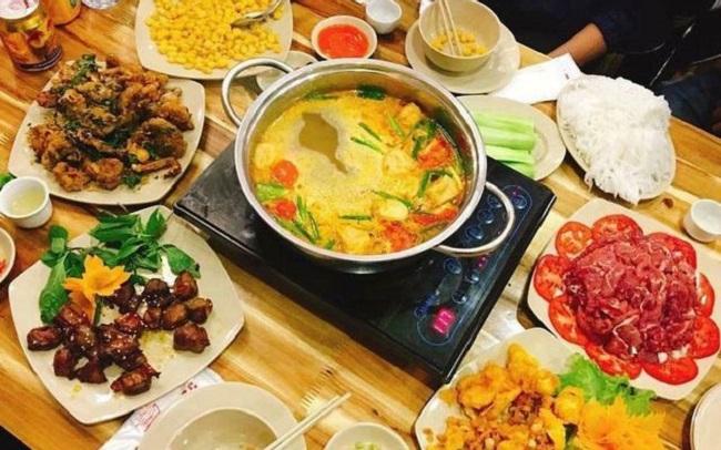quán ăn ở Hà Nội ngon và rẻ