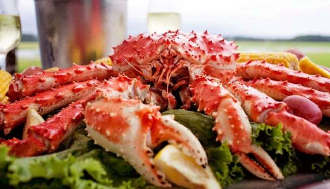Quán ăn Hải Sản Biển Đông