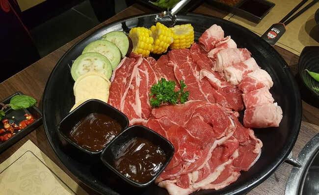 Thịt bò tươi ngon cực hấp dẫn.