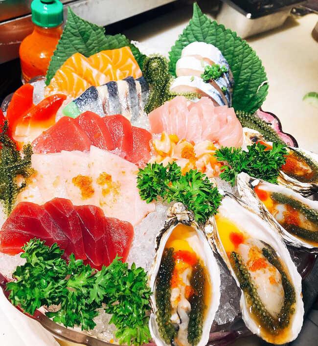 Quán ăn Nhật ngon ở Sài Gòn