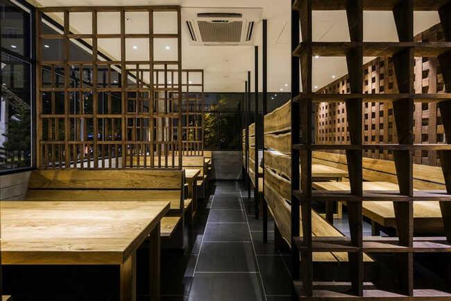 Không gian thiết kế Quán ăn Nhật ngon ở Sài Gòn