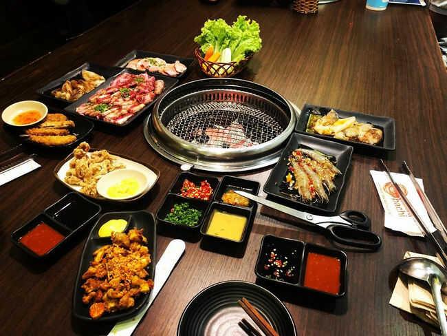 Thịt nướng Pachi Pachi là Quán ăn Nhật ngon ở Sài Gòn
