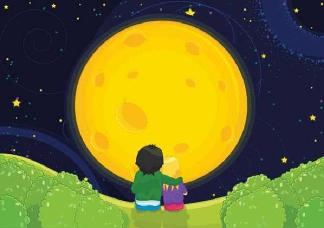 Sự tích mặt trăng và bánh trung thu