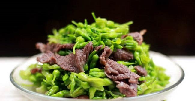 món ngon bổ dưỡng từ thịt bò